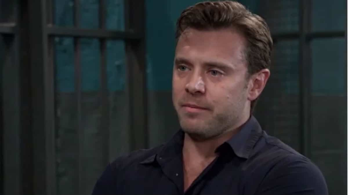 Billy Miller as Drew on General Hospital.