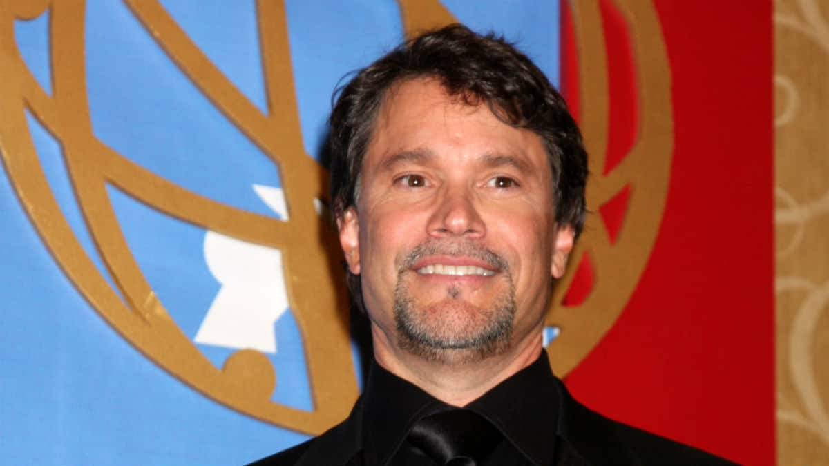 Peter Reckell at the Daytime Emmy Awards.