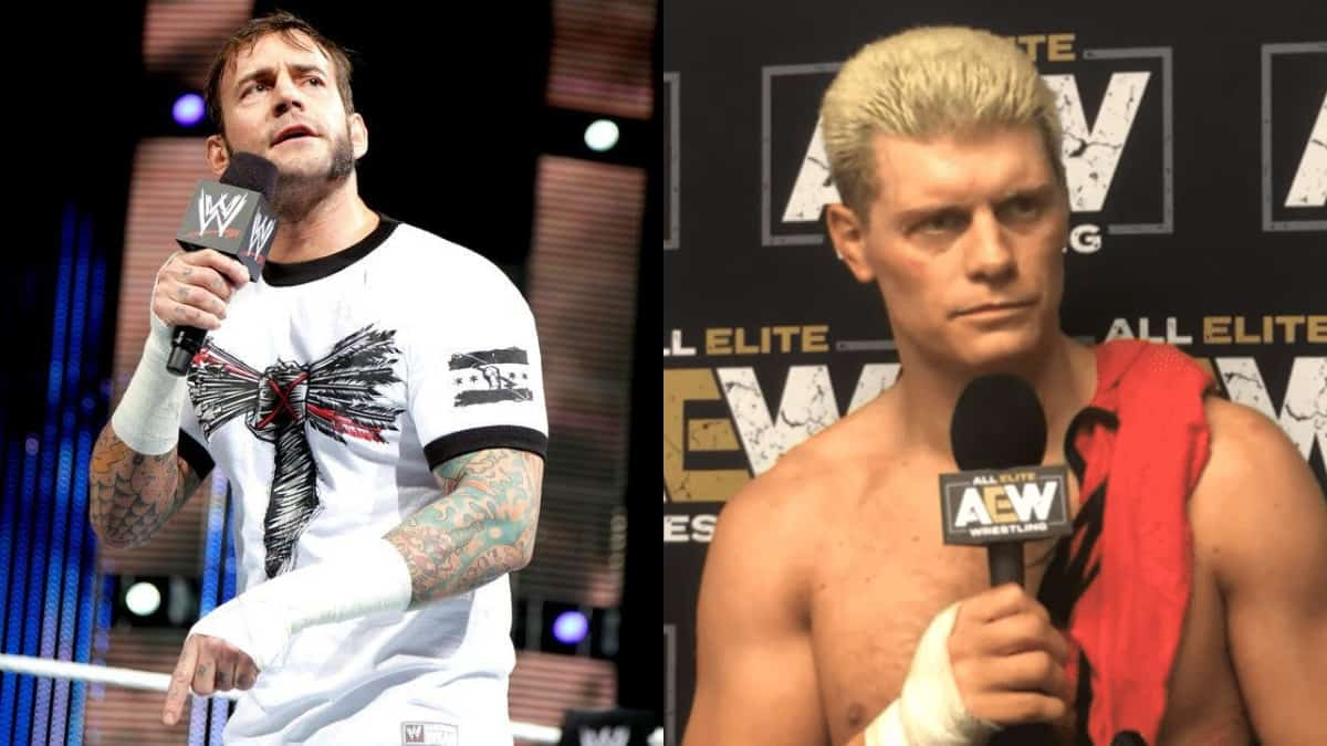 Cody Rhodes blasts CM Punk for interview comments about AEW