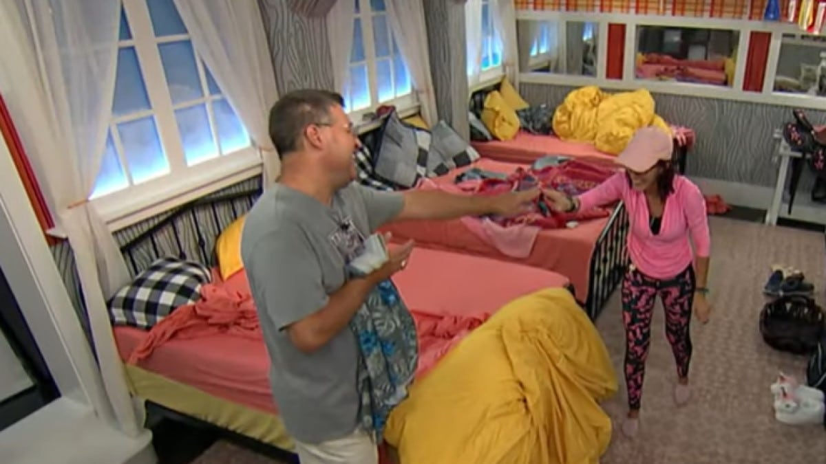 Cliff And Nicole BB21