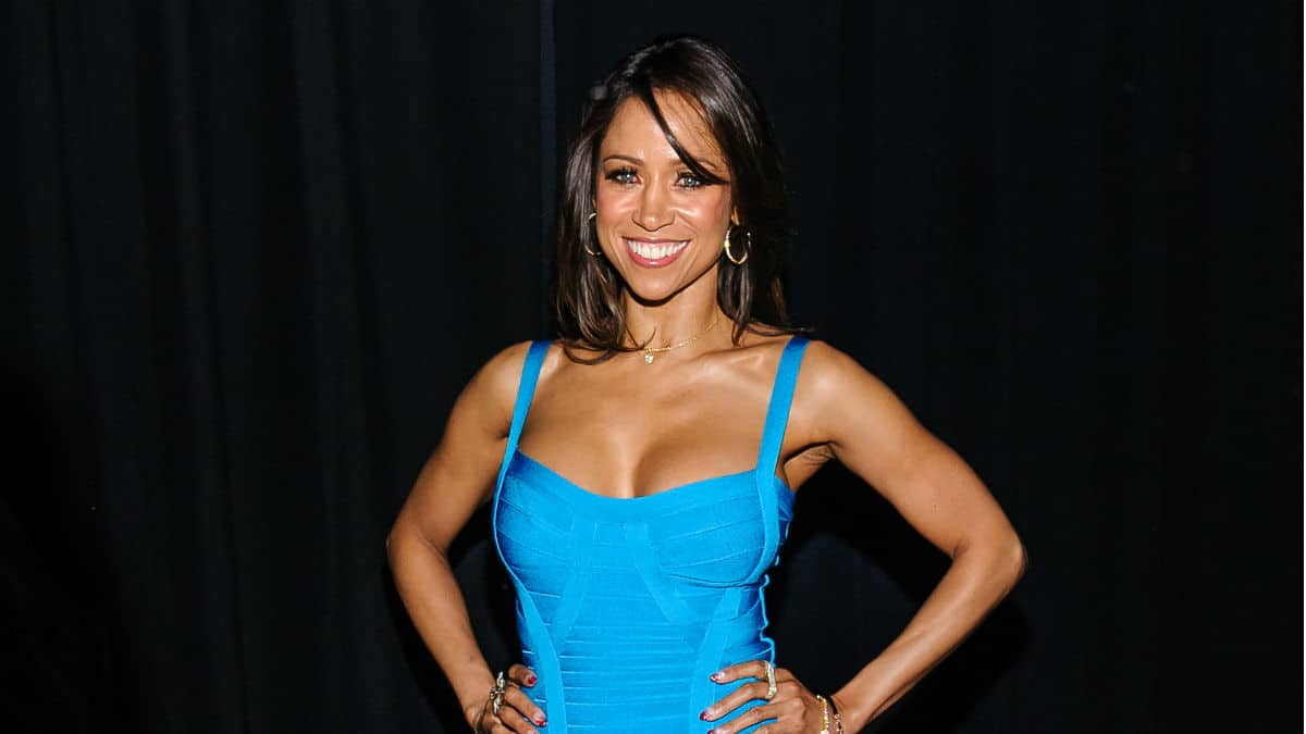 Stacey Dash arrested for domestic violence against husband Jeffrey Marty.