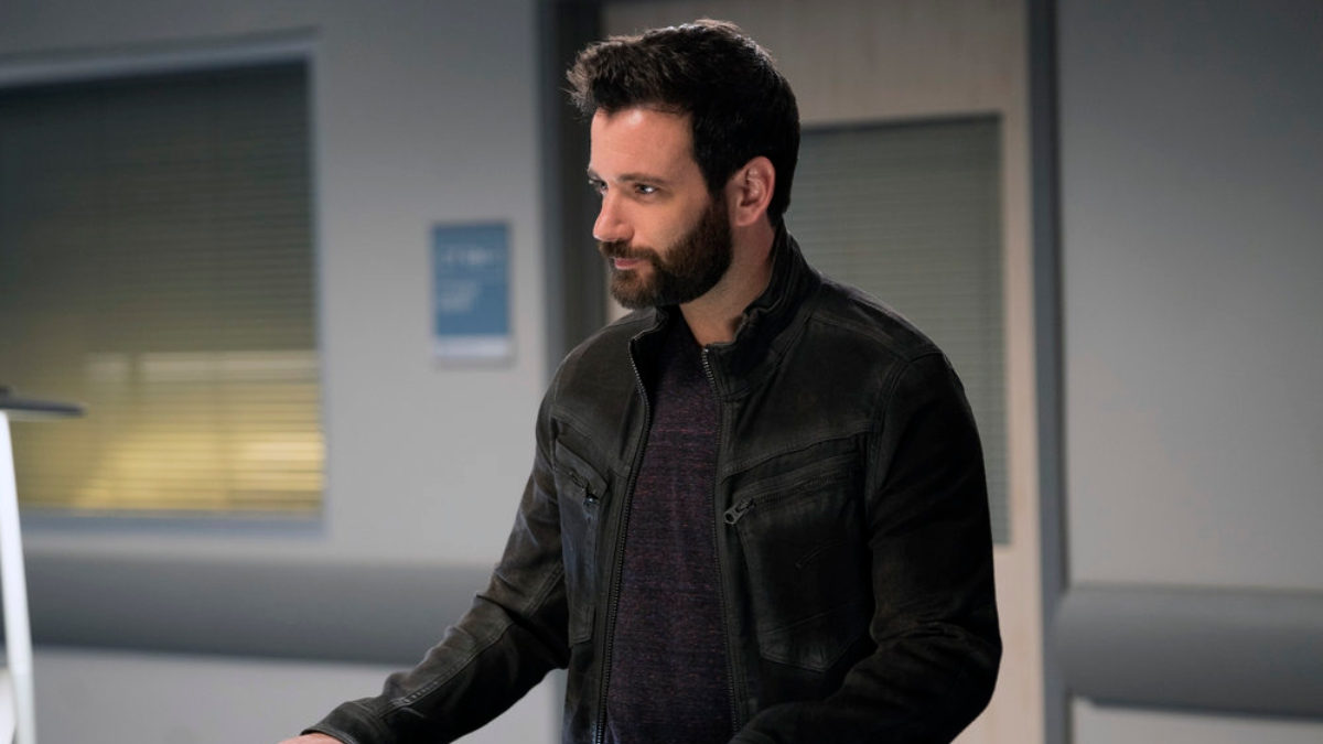 Colin Donnell On Chicago Med