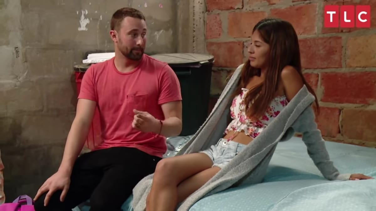 Corey and Evelin on 90 Day Fiance The Other Way