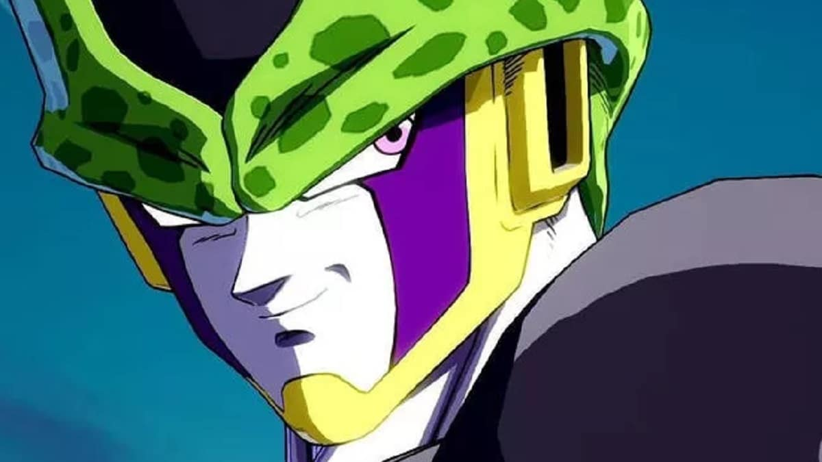 Perfect Cell from DBZ.
