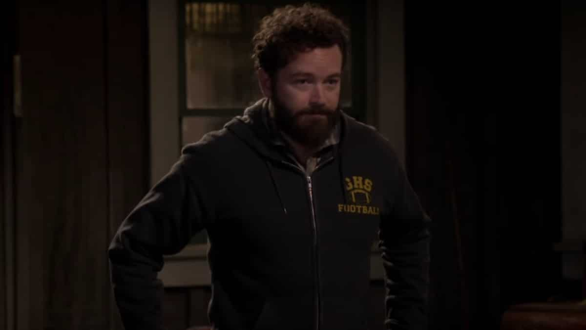 Danny Masterson from The Ranch