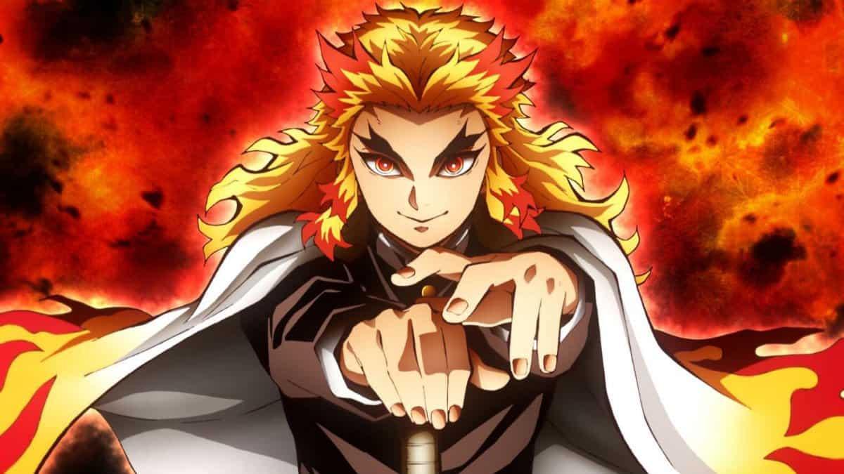 Demon Slayer Kimetsu no Yaiba Movie Anime Visual Teaser