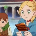 Delicious in Dungeon teaser