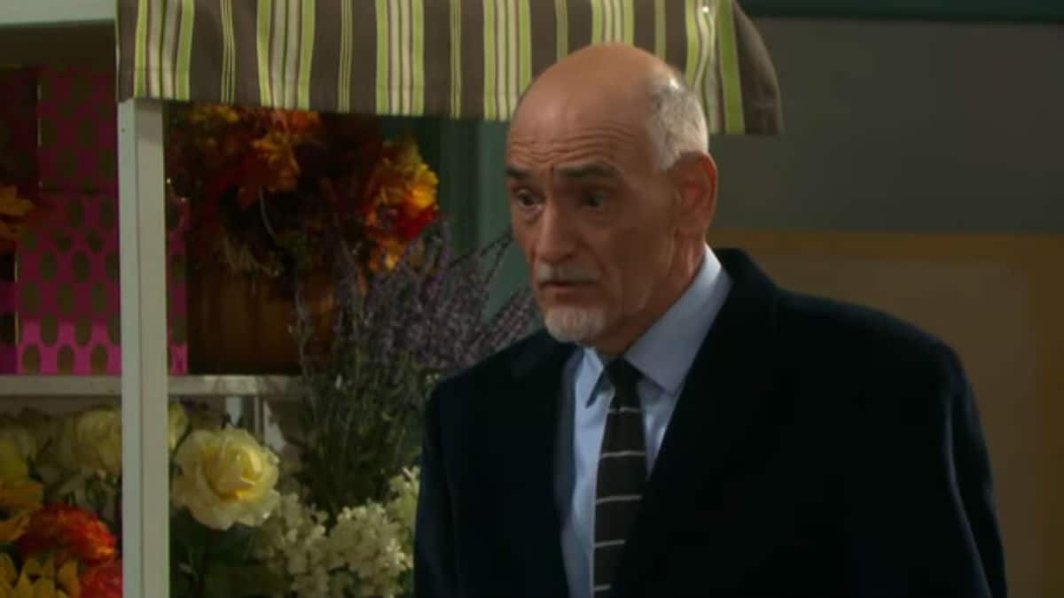 William Utay as Dr. Rolf on Days of our Lives.