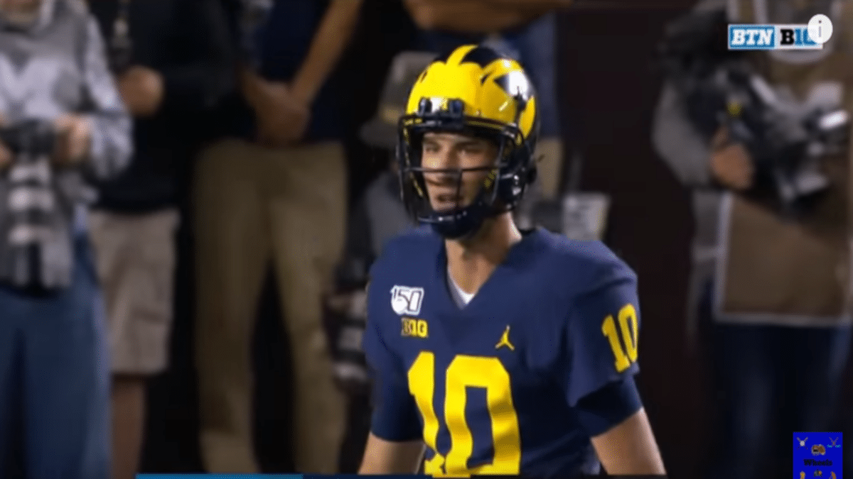 Dylan McCaffery Big Ten Power Rankings - Big Ten Power Rankings 2019: Week 2 sees Michigan, Penn State, Nebraska shuffle in Top 5