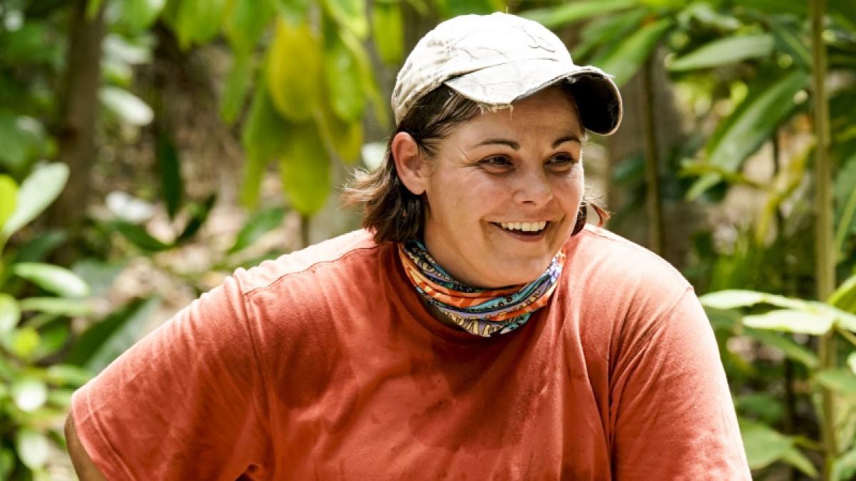 Elaine Stott On Survivor