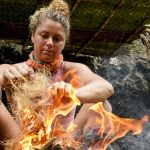 Elizabeth Beisel On Survivor