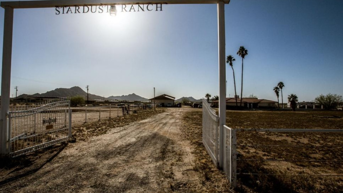 Stardust Ranch on Ghost Adventures