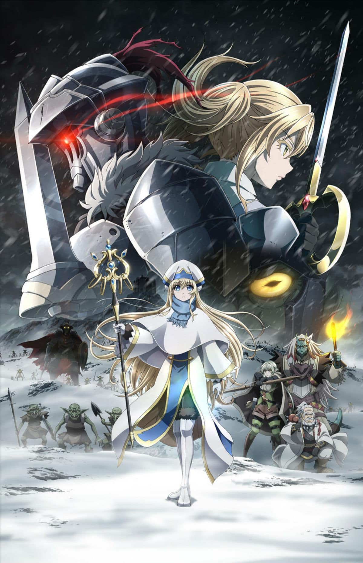 Goblin Slayer Goblin's Crown Movie Key Visual