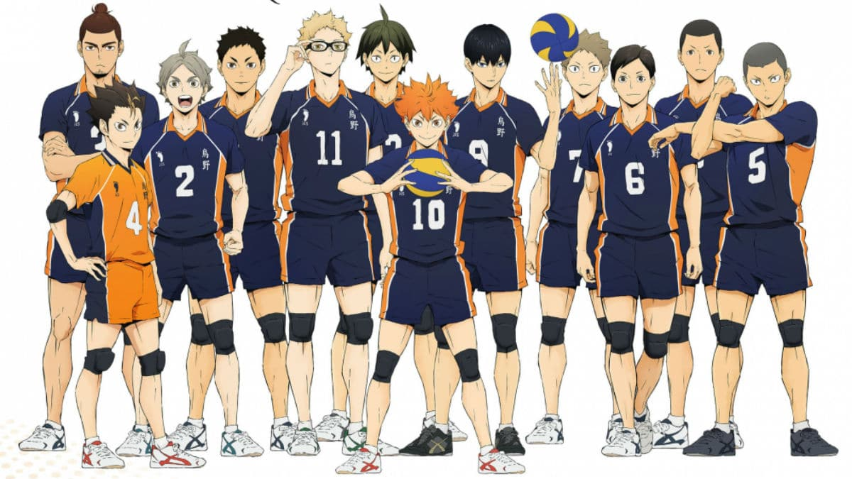 Haikyuu To The Top revealed as title for new Haikyu S4 anime