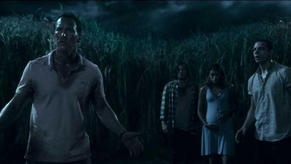 Joe Hill, Stephen King 'In the Tall Grass' trailer released by Netflix