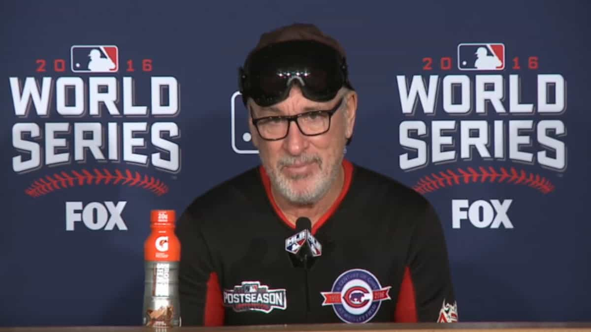 Joe Maddon odds - Joe Maddon: Former Cubs manager favored to land with one of five teams