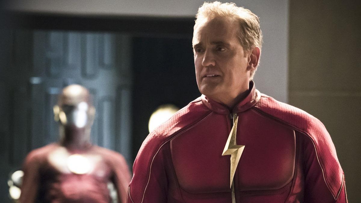 John Wesley Shipp on The Flash