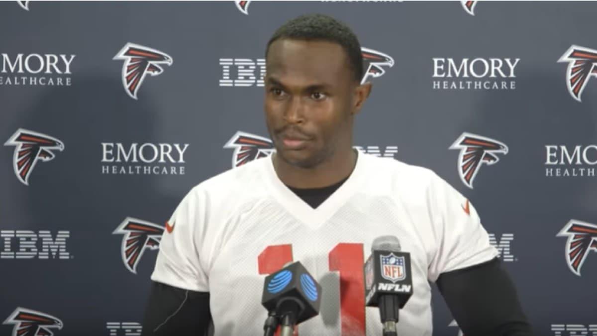 Julio Jones Falcons Interview