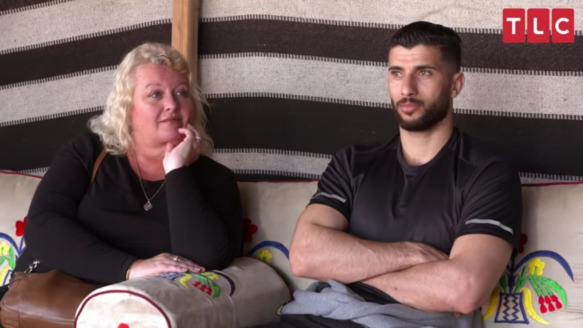 Laura and Aladin on 90 Day Fiance The Other Way
