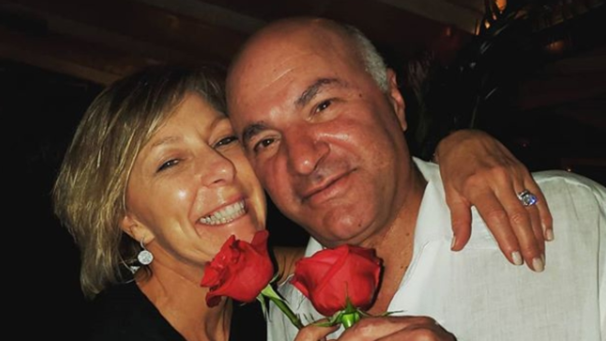 "Linda and Kevin O""Leary"