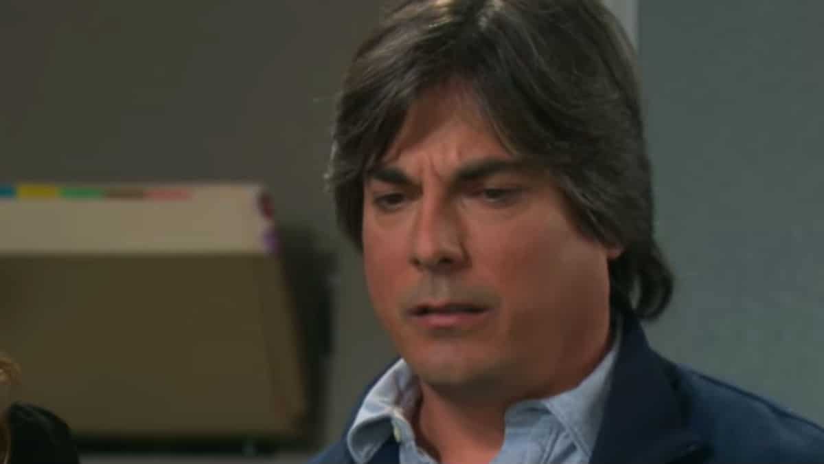 Bryan Dattilo as Lucas on Days of our Lives.