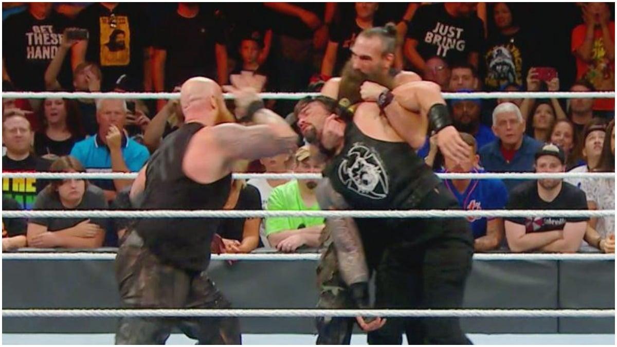 Luke Harper makes WWE return at Clash of Champions PPV