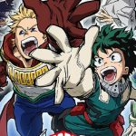 New visual for My Hero Academia