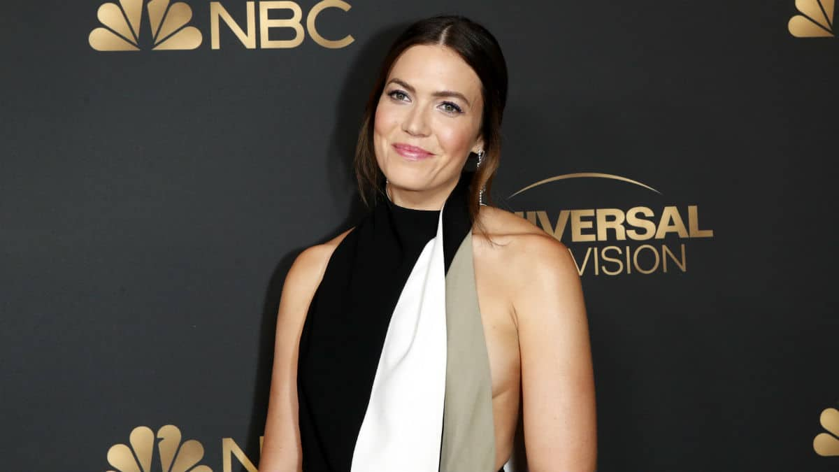 Mandy Moore is back with her first new song in 10 years!