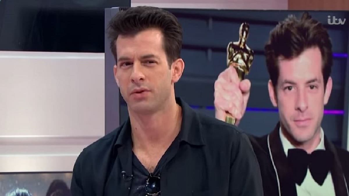 Music producer Mark Ronson