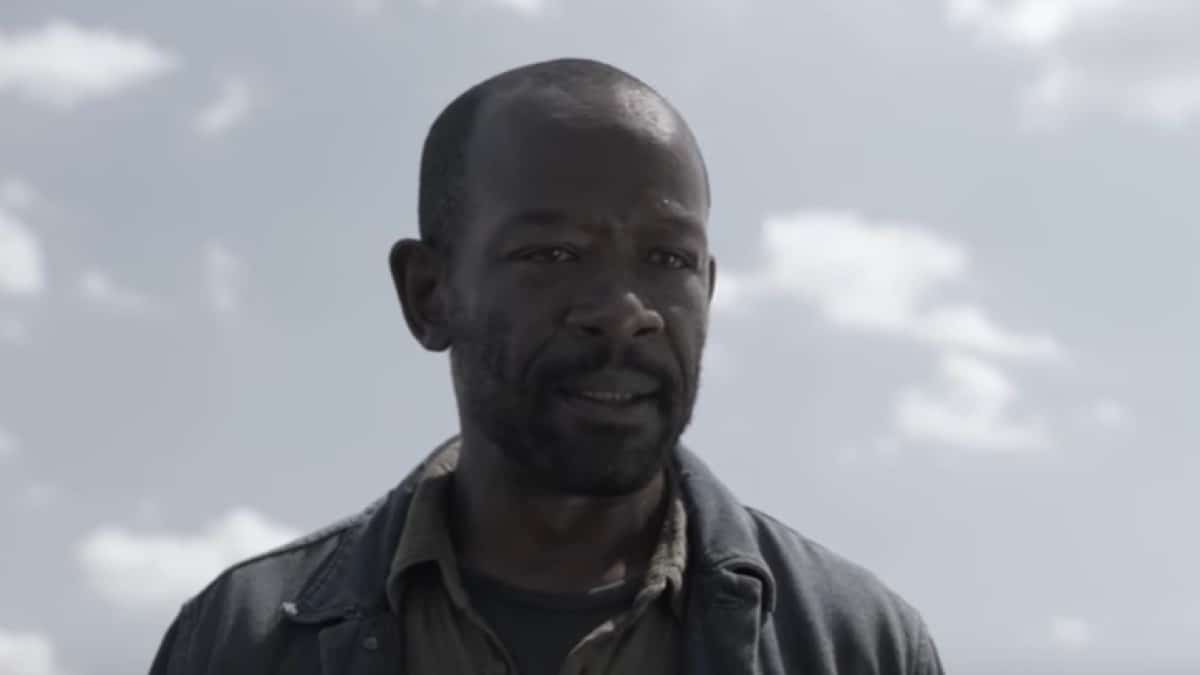 Morgan On FTWD
