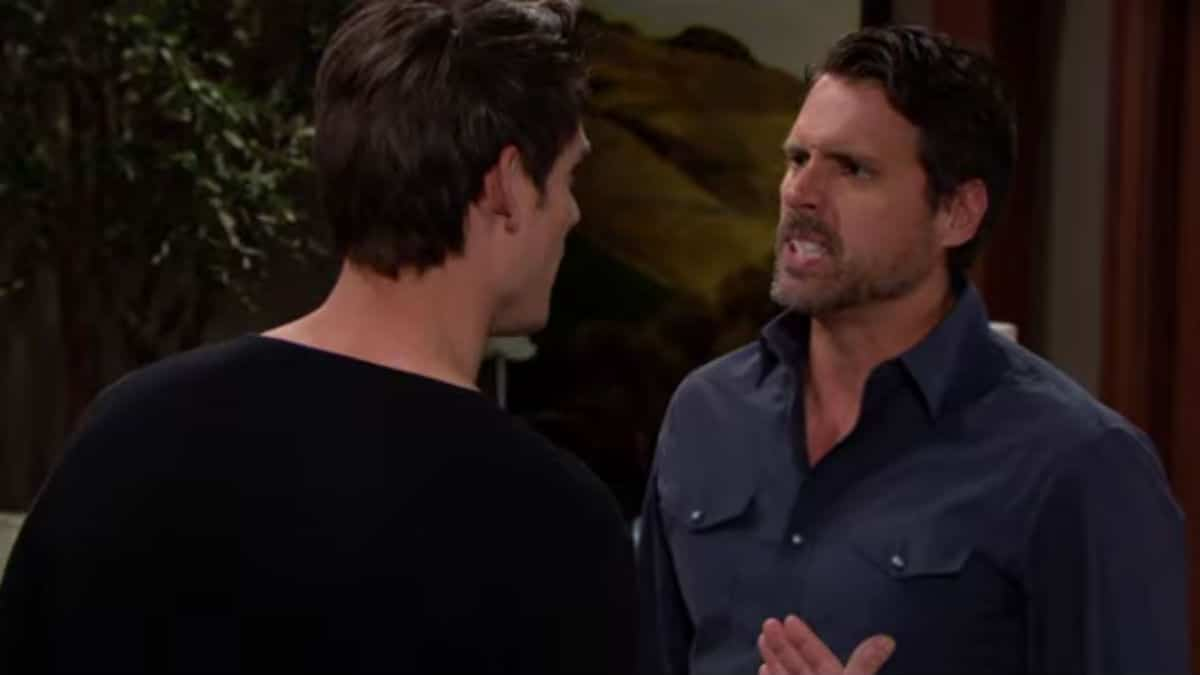 Adam and Nick on The Young and the Restless.