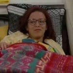 Nicole Lounging On BB21