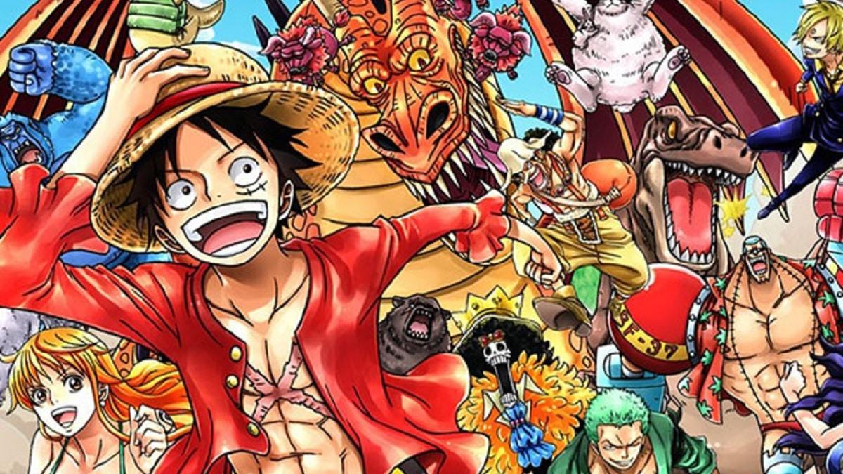 One Piece. Pic credit: VIZ Media.