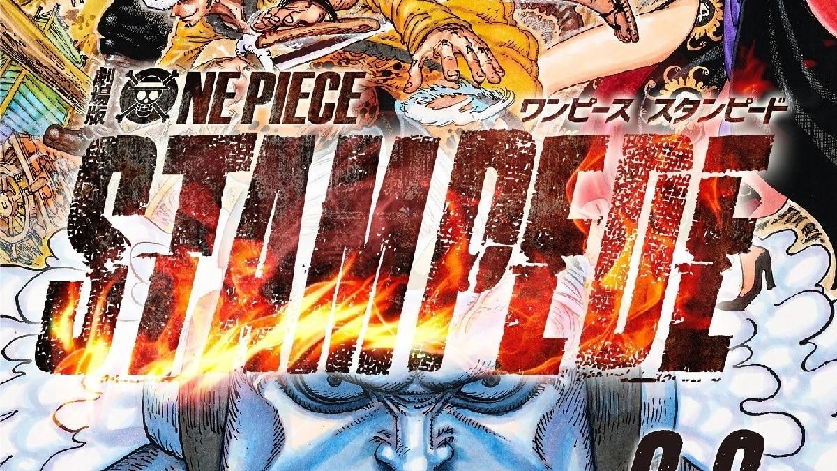 One Piece: Stampede. Pic credit: Crunchyroll.