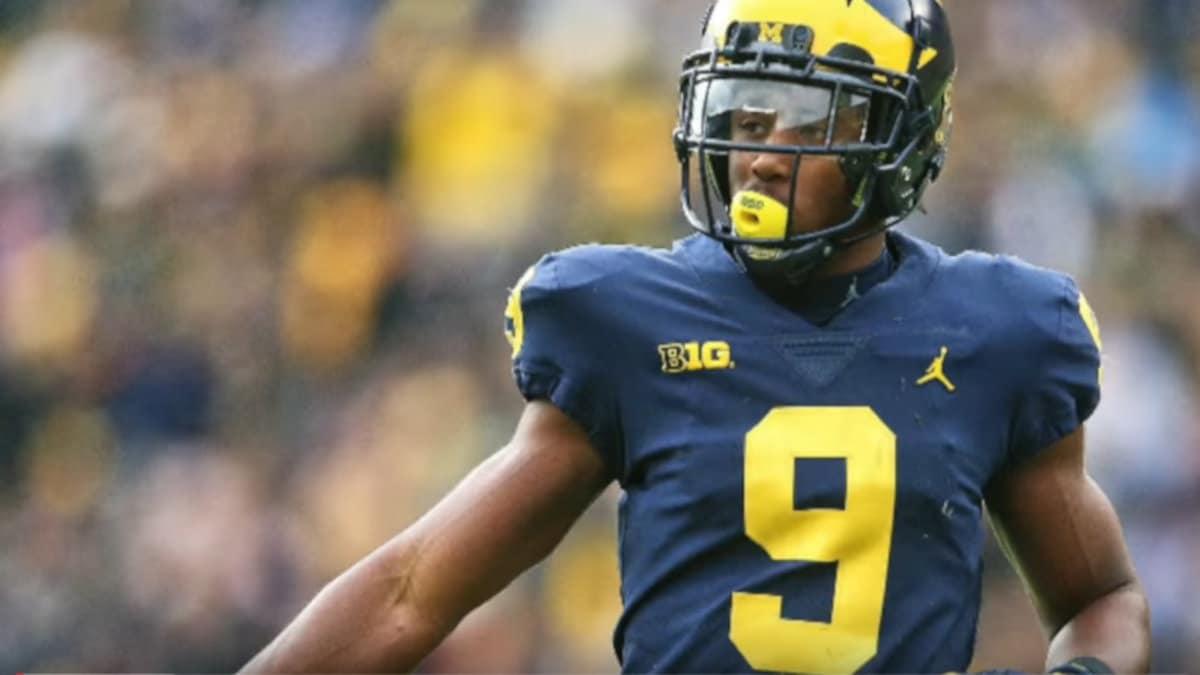 Peoples Jones Michigan - Michigan vs. Wisconsin 2019: Wolverines early underdogs, Donovan Peoples-Jones, Jon Runyan status updates
