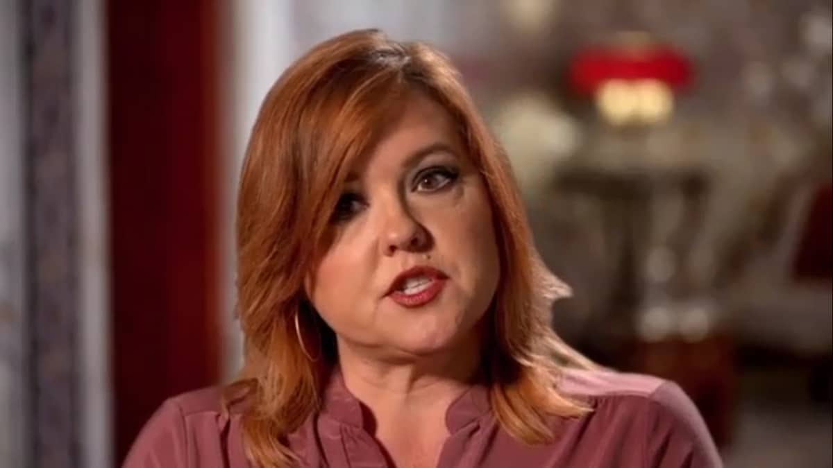 Rebecca Parrott on 90 Day Fiance: Before the 90 Days