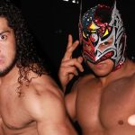 CMLL releases new Ring of Honor world champion Rush after title win