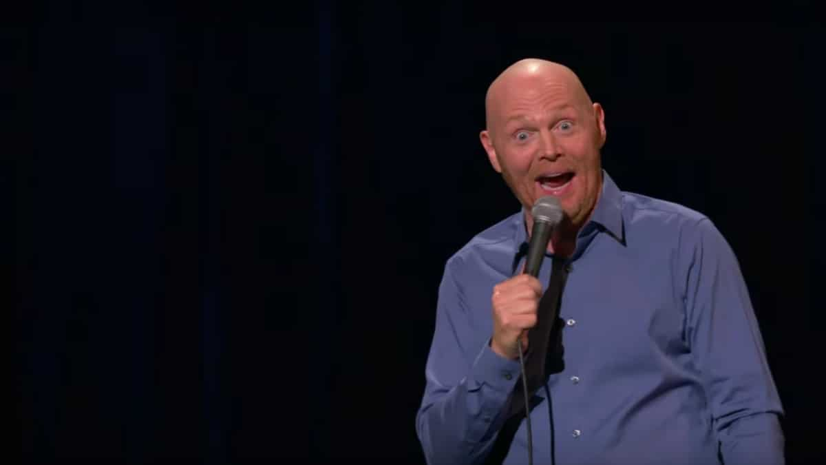 Bill Burr in new stand-up special Paper Tiger.