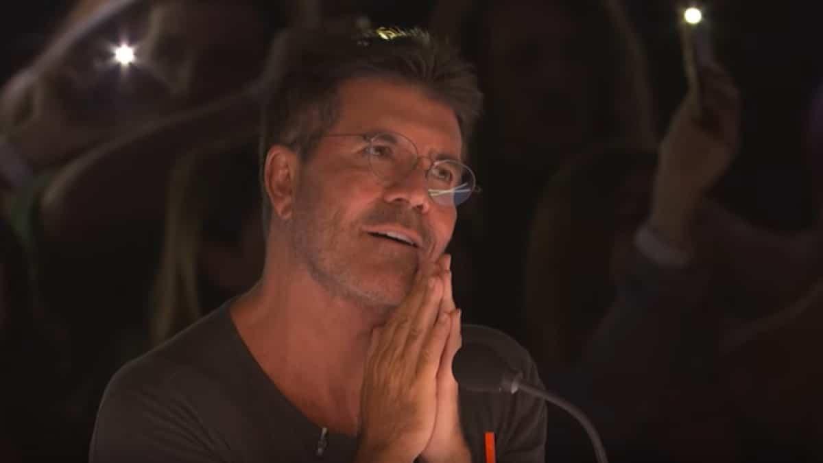 Simon Cowell On AGT