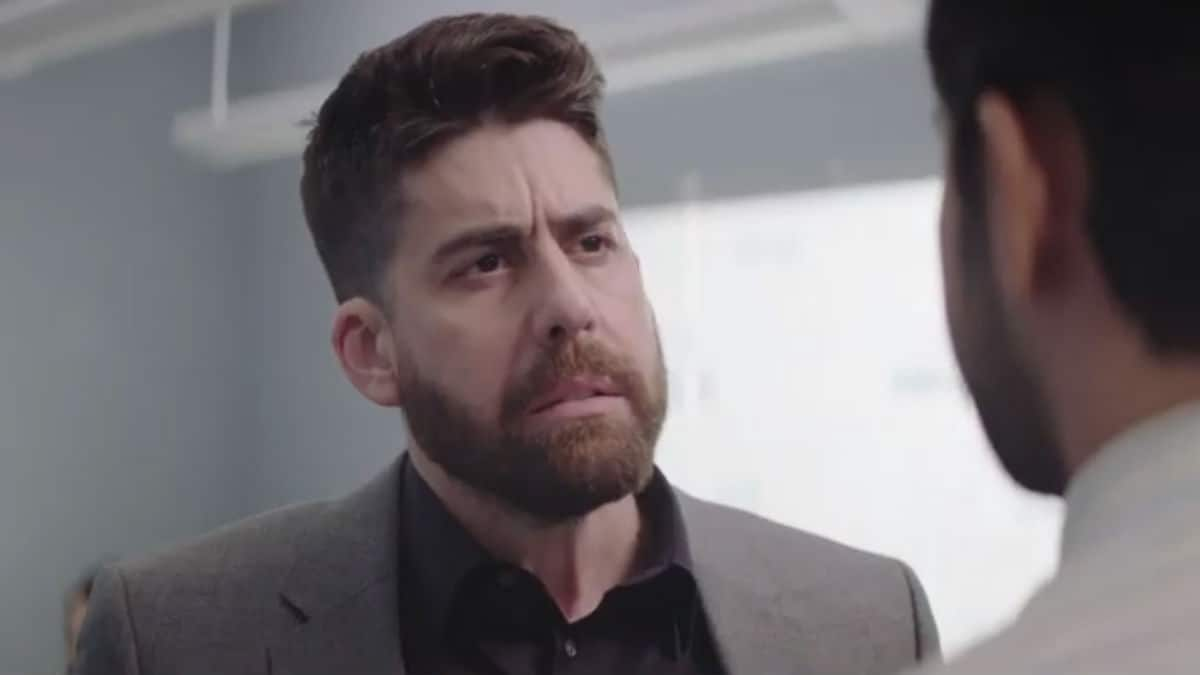 Adam Goldberg as Simon Hayes on God Friended Me.