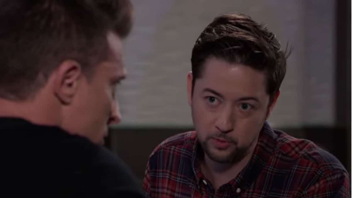 Bradford Anderson as Damian Spinelli on General Hospital.