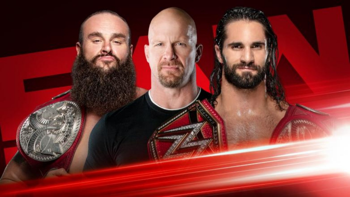Stone Cold Steve Austin returns to Raw