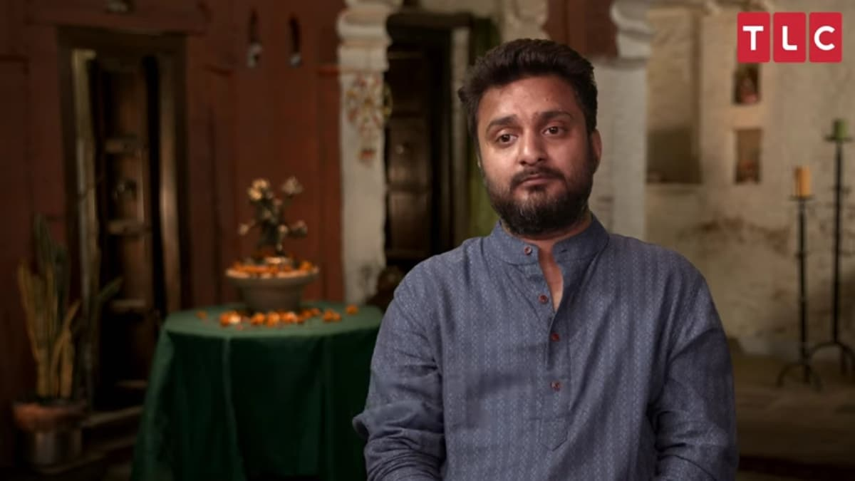 Sumit admits he is married on 90 Day Fiance The Other Way