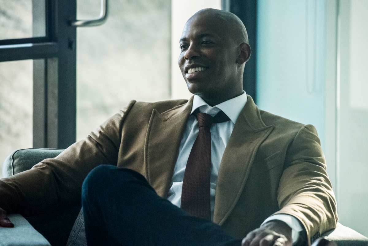 Mehcad Brooks as James Olsen on Supergirl