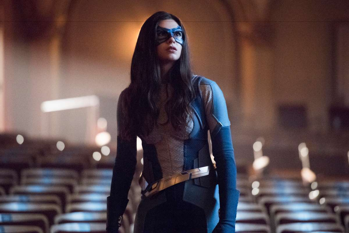 Nicole Maines as Nia Nal/Dreamer on Supergirl