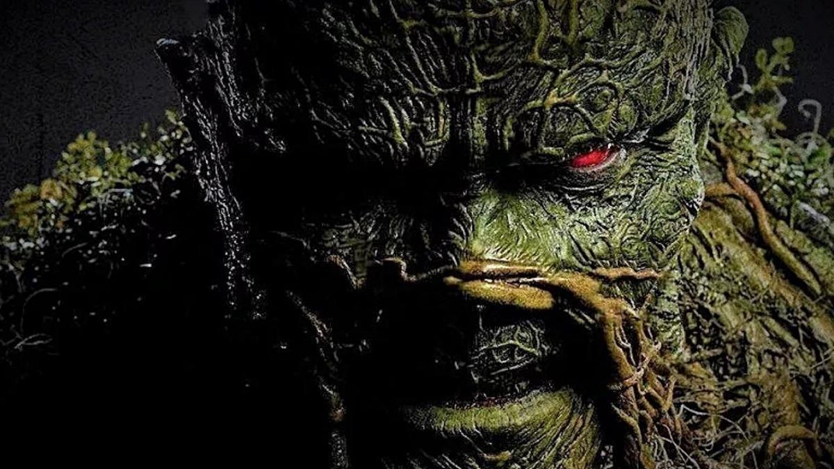 Swamp Thing on DC Universe