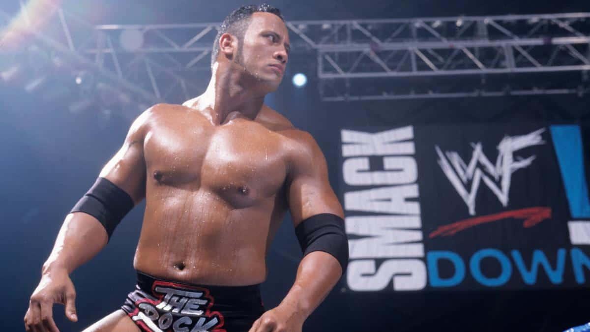 The Rock Dwayne Johnson announces his WWE television return