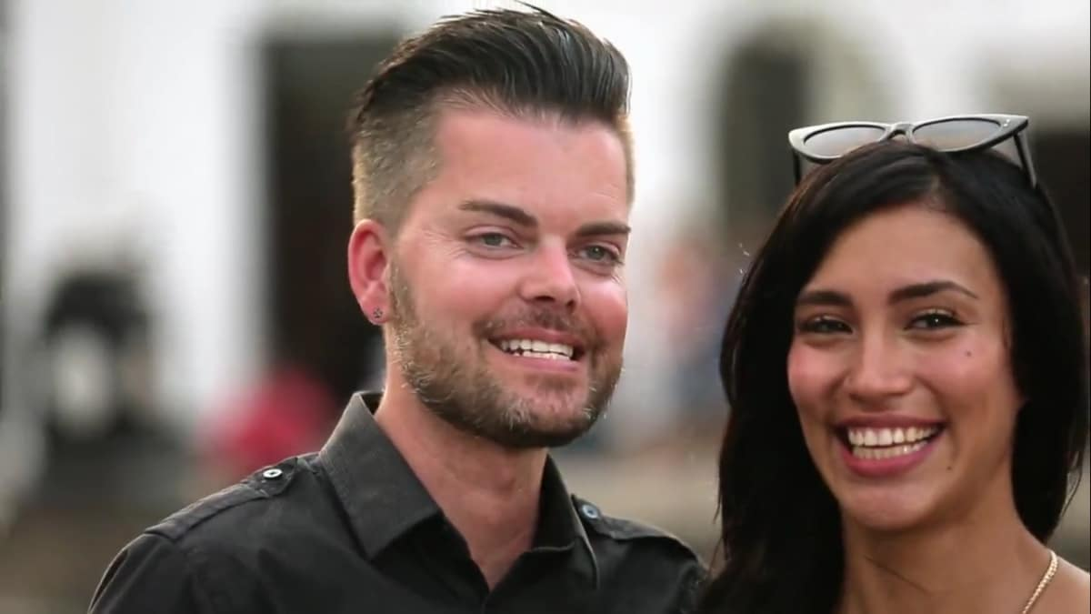 Tim and Jeniffer on 90 Day Fiance Before the 90 Days