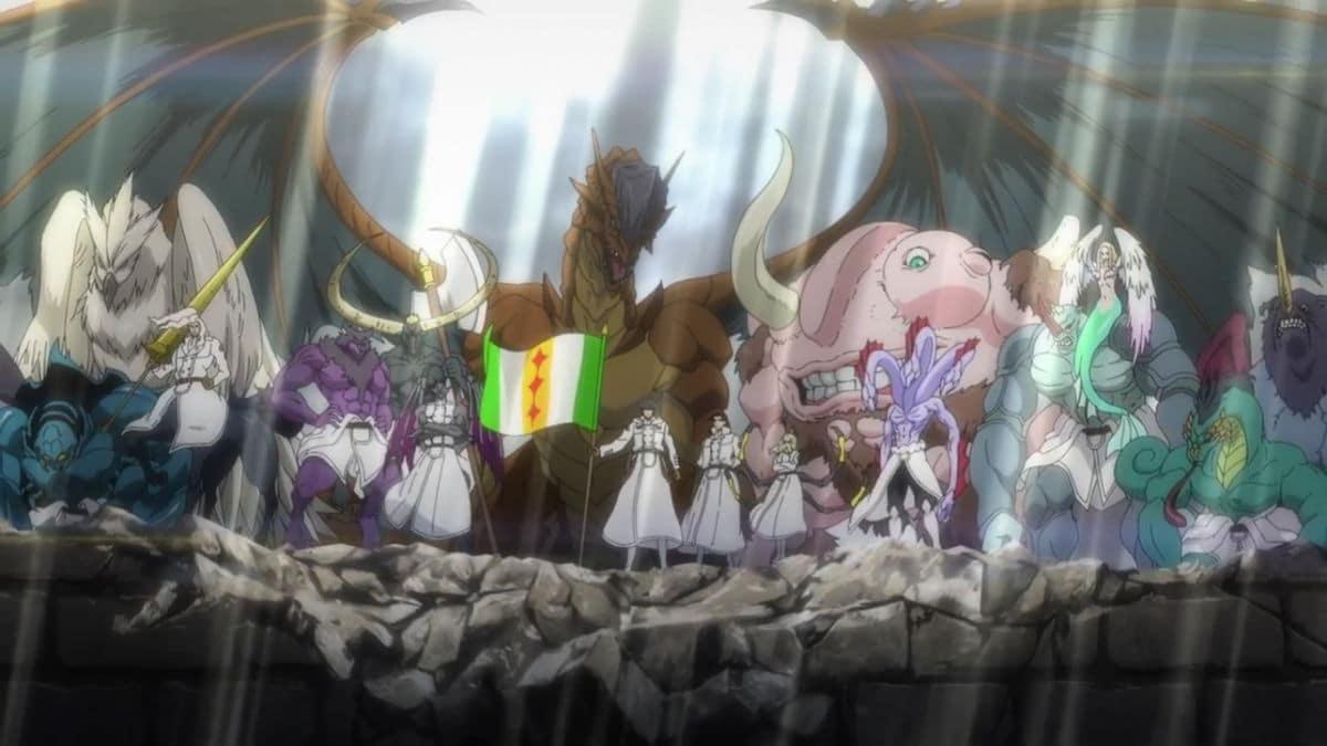 To The Abandoned Sacred Beasts Season 2 release date Katsute Kami Datta Kemono-tachi e manga compared to the anime Spoilers