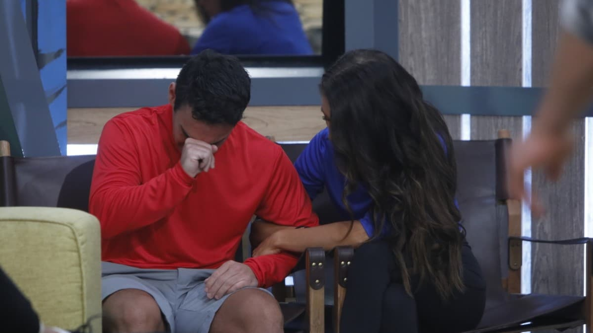 Tommy During Eviction